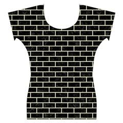 BRK1 BK-MRBL BG-LIN Women s Cap Sleeve Top