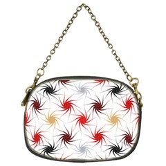 Pearly Pattern Chain Purses (Two Sides)
