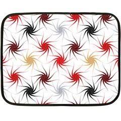 Pearly Pattern Fleece Blanket (Mini)