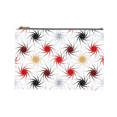 Pearly Pattern Cosmetic Bag (large)