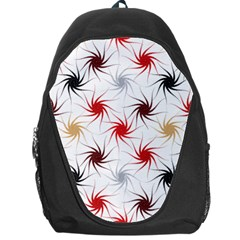 Pearly Pattern Backpack Bag