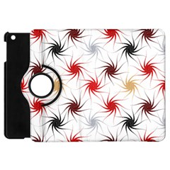 Pearly Pattern Apple iPad Mini Flip 360 Case