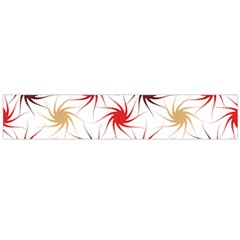 Pearly Pattern Flano Scarf (Large)