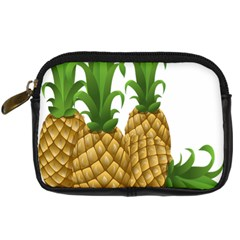 Pineapples Tropical Fruits Foods Digital Camera Cases