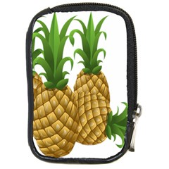 Pineapples Tropical Fruits Foods Compact Camera Cases