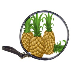 Pineapples Tropical Fruits Foods Classic 20-CD Wallets