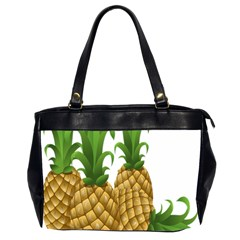 Pineapples Tropical Fruits Foods Office Handbags (2 Sides)