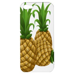 Pineapples Tropical Fruits Foods Apple Iphone 5 Hardshell Case
