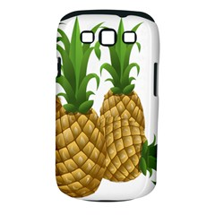 Pineapples Tropical Fruits Foods Samsung Galaxy S III Classic Hardshell Case (PC+Silicone)