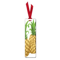 Pineapples Tropical Fruits Foods Small Book Marks