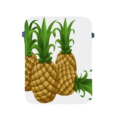 Pineapples Tropical Fruits Foods Apple Ipad 2/3/4 Protective Soft Cases