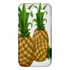 Pineapples Tropical Fruits Foods Samsung Galaxy Mega 5.8 I9152 Hardshell Case