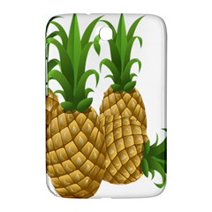 Pineapples Tropical Fruits Foods Samsung Galaxy Note 8.0 N5100 Hardshell Case