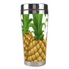 Pineapples Tropical Fruits Foods Stainless Steel Travel Tumblers