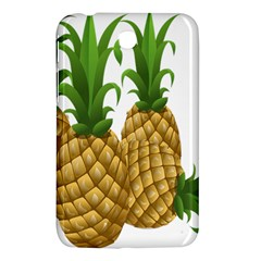 Pineapples Tropical Fruits Foods Samsung Galaxy Tab 3 (7 ) P3200 Hardshell Case