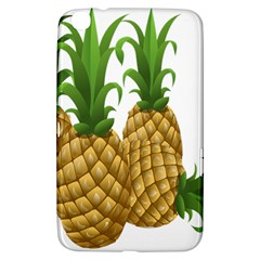 Pineapples Tropical Fruits Foods Samsung Galaxy Tab 3 (8 ) T3100 Hardshell Case