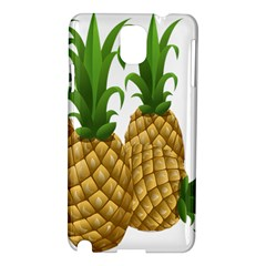 Pineapples Tropical Fruits Foods Samsung Galaxy Note 3 N9005 Hardshell Case