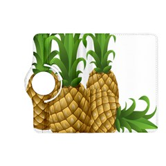 Pineapples Tropical Fruits Foods Kindle Fire HD (2013) Flip 360 Case