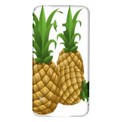 Pineapples Tropical Fruits Foods Samsung Galaxy S5 Back Case (White)