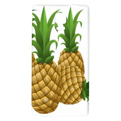 Pineapples Tropical Fruits Foods Galaxy Note 4 Back Case