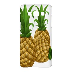 Pineapples Tropical Fruits Foods Samsung Galaxy A5 Hardshell Case