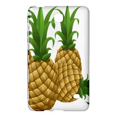 Pineapples Tropical Fruits Foods Samsung Galaxy Tab 4 (8 ) Hardshell Case