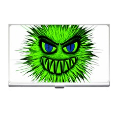 Monster Green Evil Common Business Card Holders