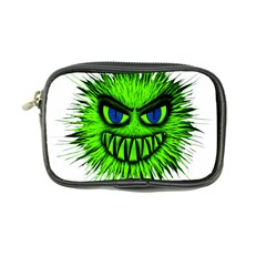 Monster Green Evil Common Coin Purse
