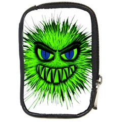 Monster Green Evil Common Compact Camera Cases