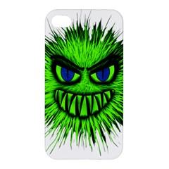Monster Green Evil Common Apple iPhone 4/4S Hardshell Case