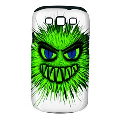 Monster Green Evil Common Samsung Galaxy S Iii Classic Hardshell Case (pc+silicone)