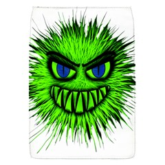 Monster Green Evil Common Flap Covers (S)