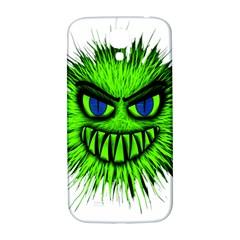 Monster Green Evil Common Samsung Galaxy S4 I9500/I9505  Hardshell Back Case