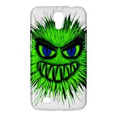 Monster Green Evil Common Samsung Galaxy Mega 6.3  I9200 Hardshell Case