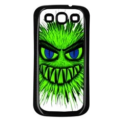 Monster Green Evil Common Samsung Galaxy S3 Back Case (black)