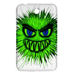 Monster Green Evil Common Samsung Galaxy Tab 3 (7 ) P3200 Hardshell Case