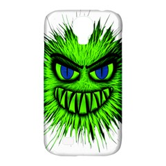 Monster Green Evil Common Samsung Galaxy S4 Classic Hardshell Case (PC+Silicone)
