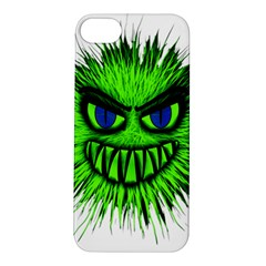 Monster Green Evil Common Apple iPhone 5S/ SE Hardshell Case