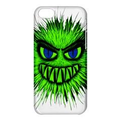 Monster Green Evil Common Apple iPhone 5C Hardshell Case