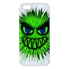 Monster Green Evil Common iPhone 5S/ SE Premium Hardshell Case