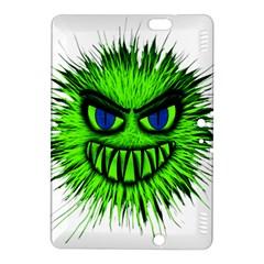 Monster Green Evil Common Kindle Fire HDX 8.9  Hardshell Case