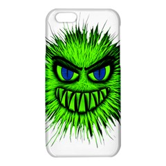 Monster Green Evil Common iPhone 6/6S TPU Case