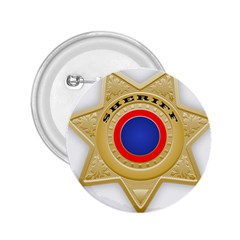 Sheriff S Star Sheriff Star Chief 2.25  Buttons