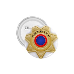 Sheriff S Star Sheriff Star Chief 1.75  Buttons