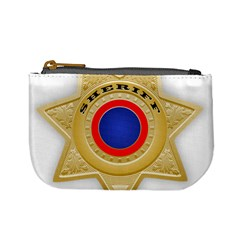 Sheriff S Star Sheriff Star Chief Mini Coin Purses