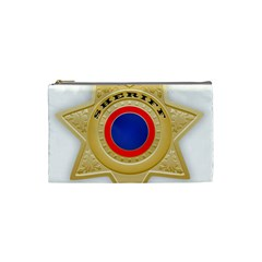 Sheriff S Star Sheriff Star Chief Cosmetic Bag (Small)