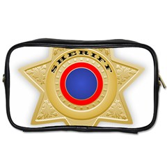 Sheriff S Star Sheriff Star Chief Toiletries Bags