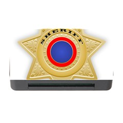 Sheriff S Star Sheriff Star Chief Memory Card Reader with CF