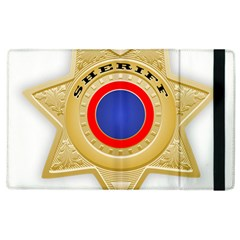 Sheriff S Star Sheriff Star Chief Apple Ipad 3/4 Flip Case