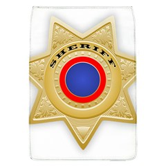 Sheriff S Star Sheriff Star Chief Flap Covers (L)